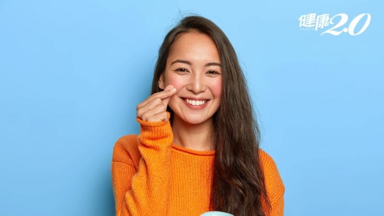 5月8日世界微笑日 快學專家露8顆牙齒養蘋果肌、有好心情
