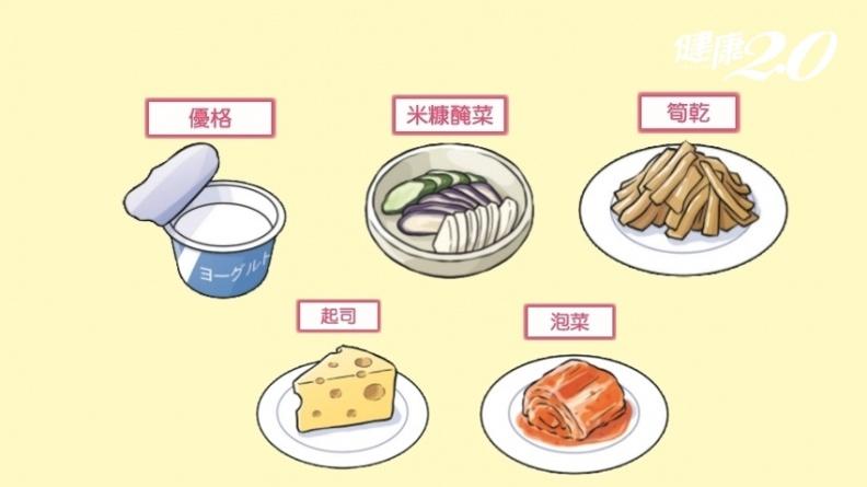 5種發酵食品營養價值高!調整腸道菌叢、提升免疫力