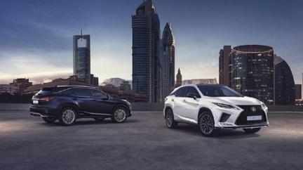 慶祝在台銷售突破20萬輛 Lexus全車系零利率