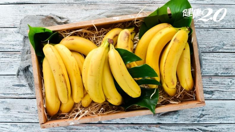 香蕉白絲別剝掉!「營養價值與果肉一樣高」 護心、降血壓、減重助排便