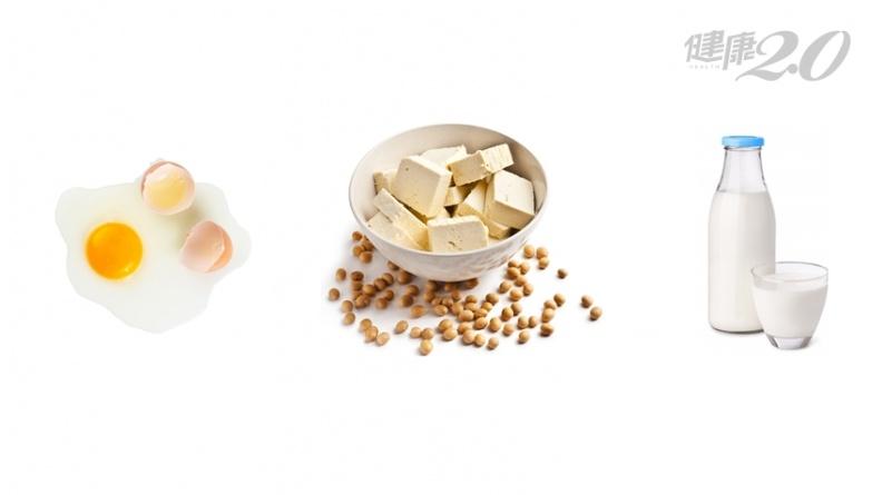 腎臟病怎麼吃蛋白質?營養師:蛋類、豆類、牛奶這樣吃 減輕腎臟負擔