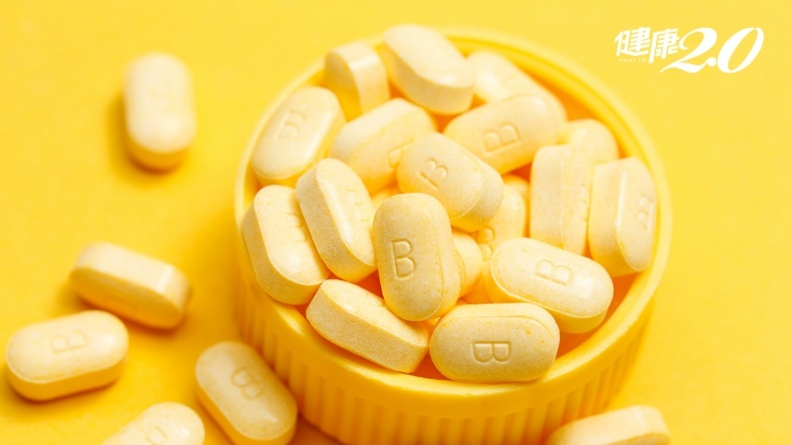 維生素B群穩定血糖、護腦、助眠!2種人最建議補充 這時間吃好處多