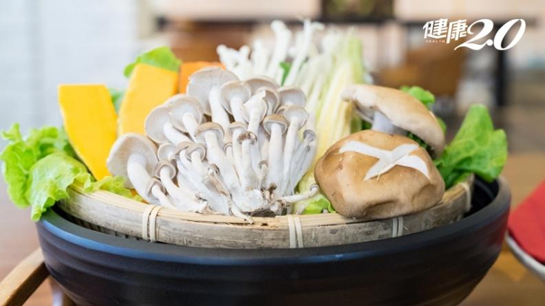 「護肝之王」鴻喜菇!保肝效果比蜆高7倍 高纖低卡助瘦身、抗老、防癌