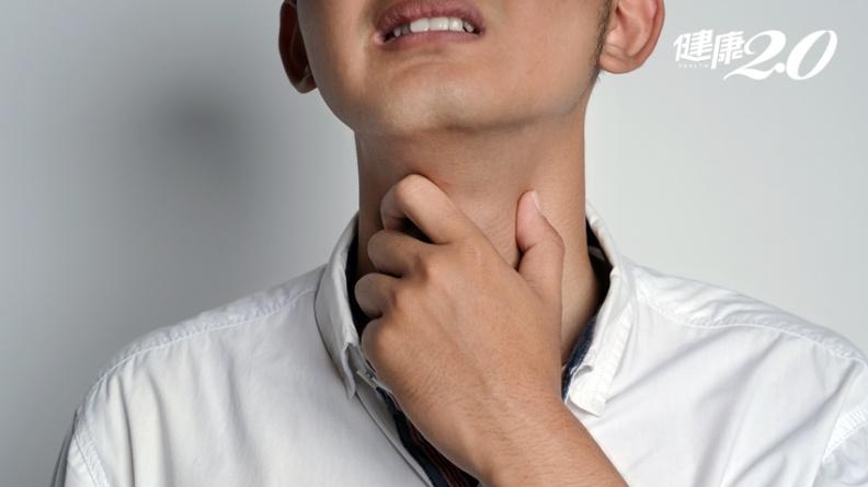 他22歲菸齡已10年!乾咳、拉肚子、呼吸困難 竟是罹患罕見腫瘤