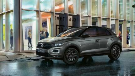 VW T-Roc英國推勁黑特式 台灣有望下半年上市