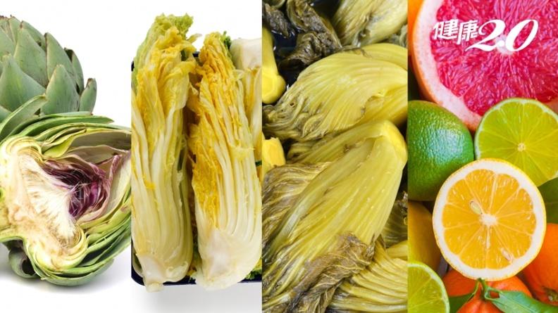 五臟積毒引發慢性病、心臟病、糖尿病!4大排毒食物 強化肝臟排毒能力