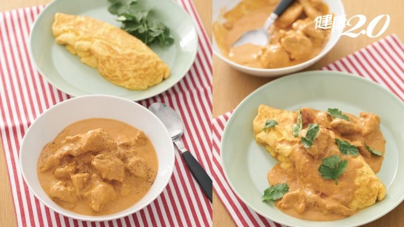吃蛋輕鬆擺脫肥胖!1種低醣吃法取代飯、麵 打造易瘦體質