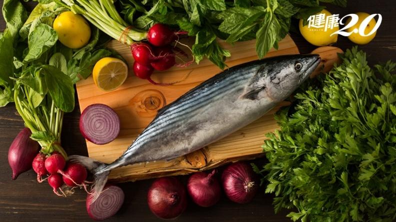 「海中紅寶石」鰹魚!護心、補腦 預防動脈硬化、高血壓、心肌梗塞、失智症