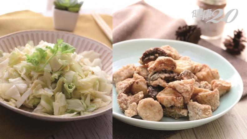 料理達人教你3技巧 煮出香甜多汁的高麗菜、杏鮑菇!