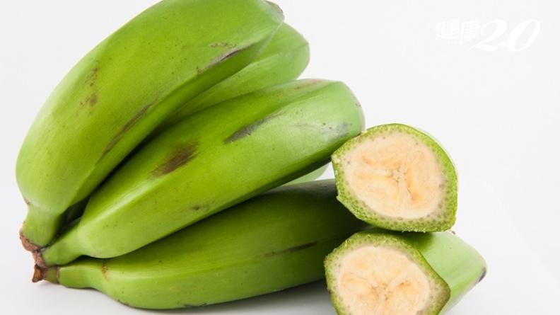 吃綠香蕉能減肥!每天喝「綠香蕉果汁」 三餐照吃、不用運動就能瘦