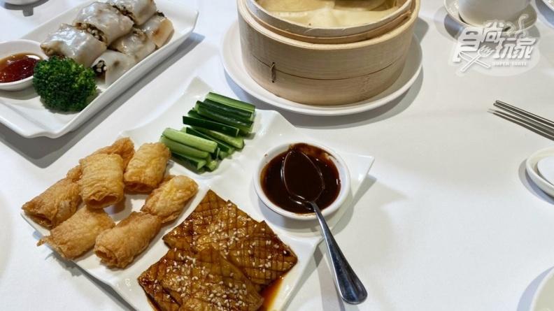 桃園必吃港式蔬食!迷你冰火菠蘿油超誘人,京味醬燒杏菇宛如北京烤鴨