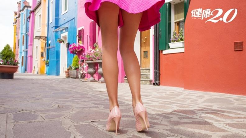 為什麼男人愛看女人穿高跟鞋?日醫解密「姿勢與性行為相似」