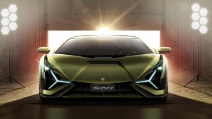 Lamborghini再度預告新作 鎖定7月8日線上發表