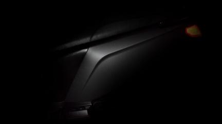 車身窄體線條曝光 eReady尾燈造型引起車迷聯想