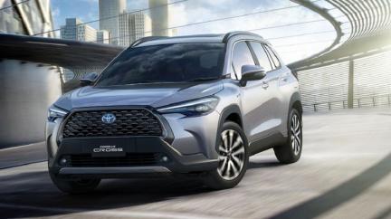 Toyota國產新休旅原型 Corolla Cross首演亮相