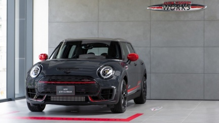 全台限量8部 MINI JCW ALL4 Challenger挑逗車迷感官