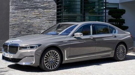 BMW 7鼻孔面積加大40% 內外更顯總裁風範