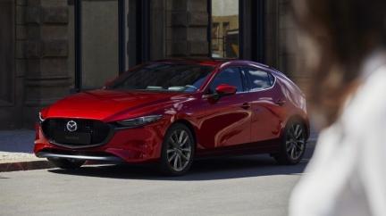 新增尊榮安全型 2021年式Mazda3正式接單
