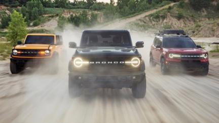 美式經典越野休旅重新歸隊 Ford Bronco正式登場