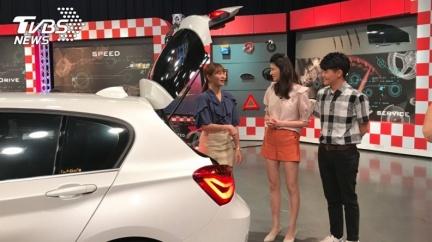 張文綺靠自己買新車 買到這款絕版後驅掀背車!