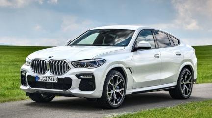 BMW X6休旅潛力股 大改款你買不買單?