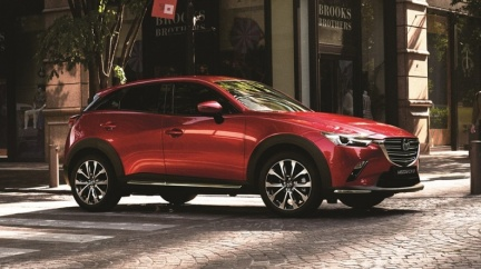 Mazda CX-3羨定版登場 84.9萬享MRCC車距控制巡航系統