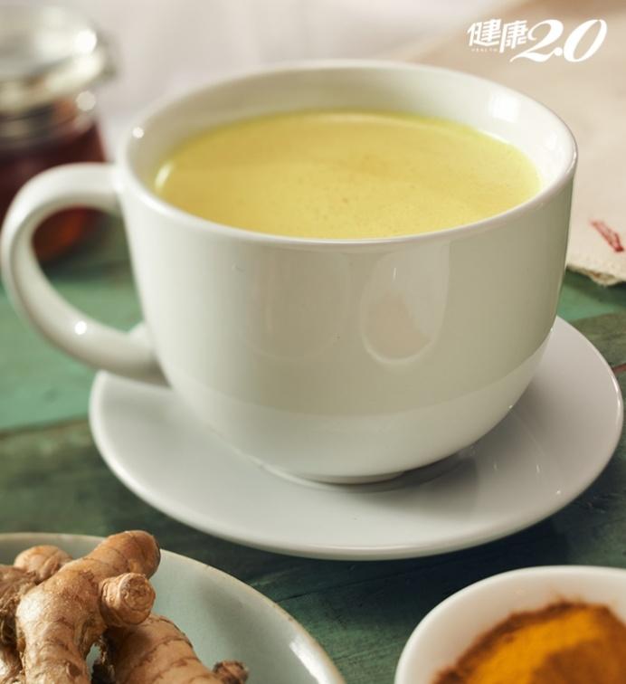 生命香料「薑黃」抑制腫瘤、改善記憶!1杯黃金奶茶 抗發炎助消化