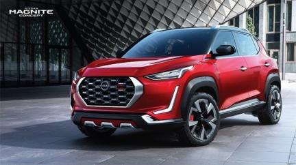 定位比Kicks更入門 Nissan Magnite預告明年量產