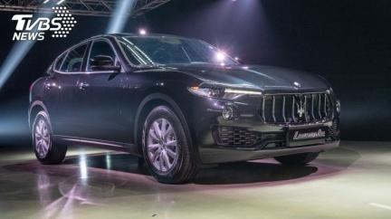 最超值的Maserati Levante Elite賣到翻!