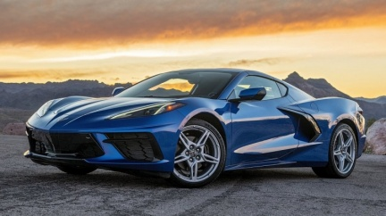 全球訂單破2萬張! Corvette C8以中置引擎晉身正宗超跑