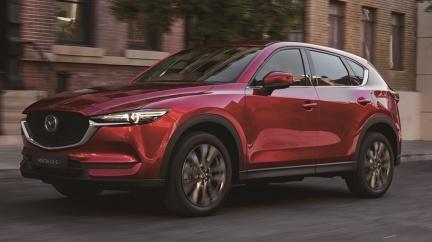 Mazda CX-5獻定版差在哪? 降價加料加入SUV戰局