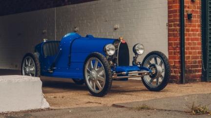 Bugatti最速電動車登場 新台幣103萬就能入手