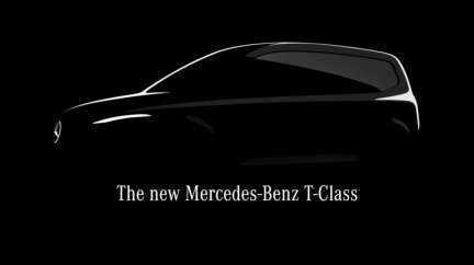 M-Benz全新商旅車T-Class 主攻家庭實用機能預約2022年上市