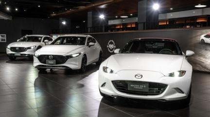 Mazda 100週年紀念車款在台上市 預計今年底陸續交車