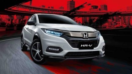 Honda HR-V RS勁裝登場 多9千增加多項跑格配備