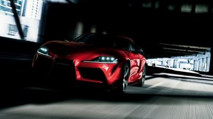 手排控照過來 傳Toyota有意推手排版Supra