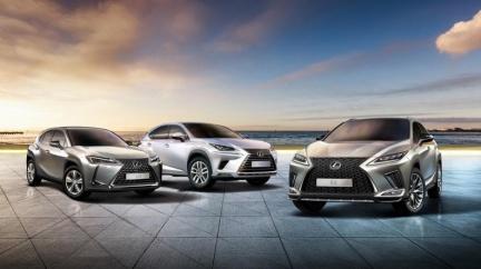 Lexus再奪豪華冠軍王座 7月掛牌數達2635輛