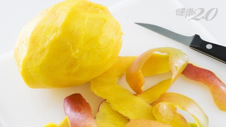 芒果酵素DIY!廢棄芒果皮、芒果籽變身幫助腸胃消化、美白產品