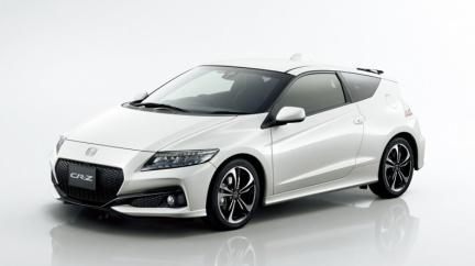 最像三門喜美的油電車要復活了? Honda重啟註冊CR-Z商標