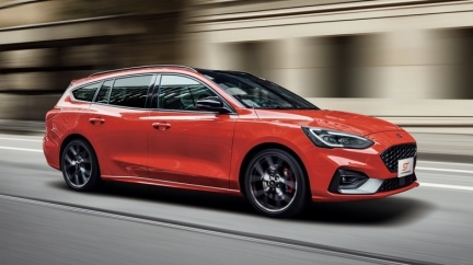 Focus ST Wagon正式售價142.8萬 單月累積訂單突破250張