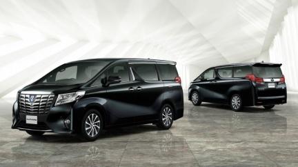 RAV4 2.0四驅與Alphard 2.5油電 Toyota下半年重點新車曝光