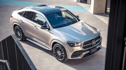 全新GLE Coupé 381萬元起 汽油、柴油、AMG通通有
