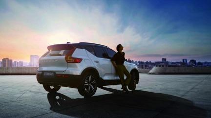 XC40 T3發表上市 入門價格下殺至159.9萬