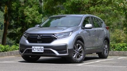 小改款CR-V累積訂單突破2,000張 9月購車加贈5年延長保固