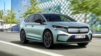 Škoda史上動力最強最省油 Enyaq iV正式發表