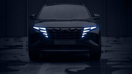 別以為這是概念車 Hyundai釋出大改款Tucson預告