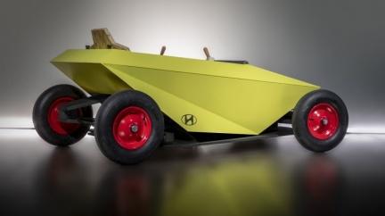 用「這台車」創造美好童年回憶 Hyundai免費提供皂飛車製作方法