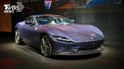 Ferrari Roma以現代工藝詮釋古典風情 台灣售價1280萬起