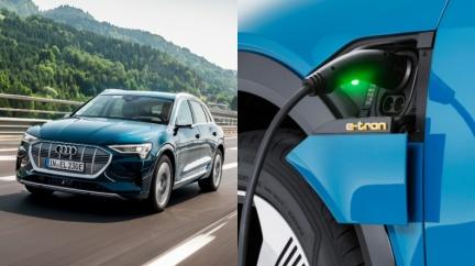 Audi e-tron年底登台 規劃內湖成立旗艦充電據點