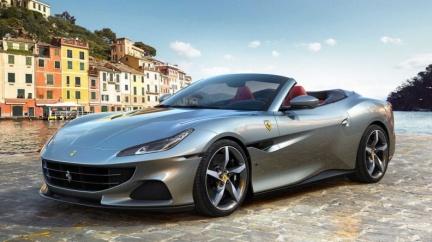 Portofino M性能強化登場 換上全新八速雙離合變速箱